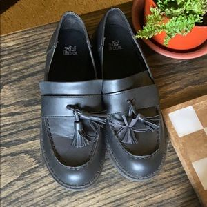 Black Tassel Loafers Wild Fable Womens Mallory